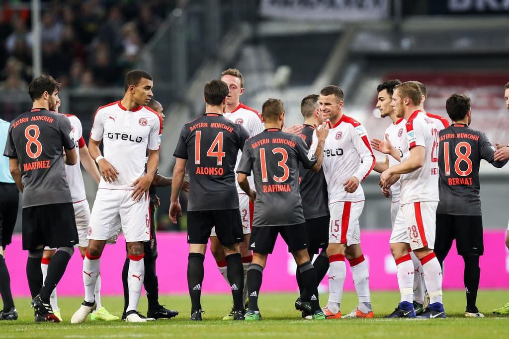 «Бавария» - «Фортуна». Прогноз и ставки на матч Бундеслиги. 24 ноября 2018
