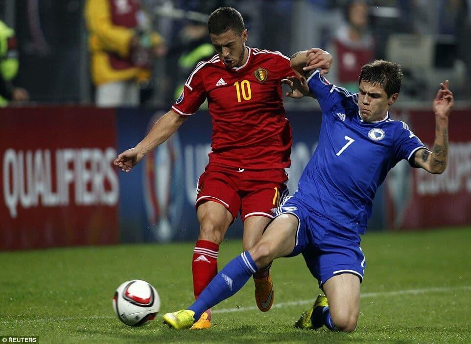 Бельгия – Исландия. Прогноз и ставки на матч Лиги наций. 15 ноября 2018