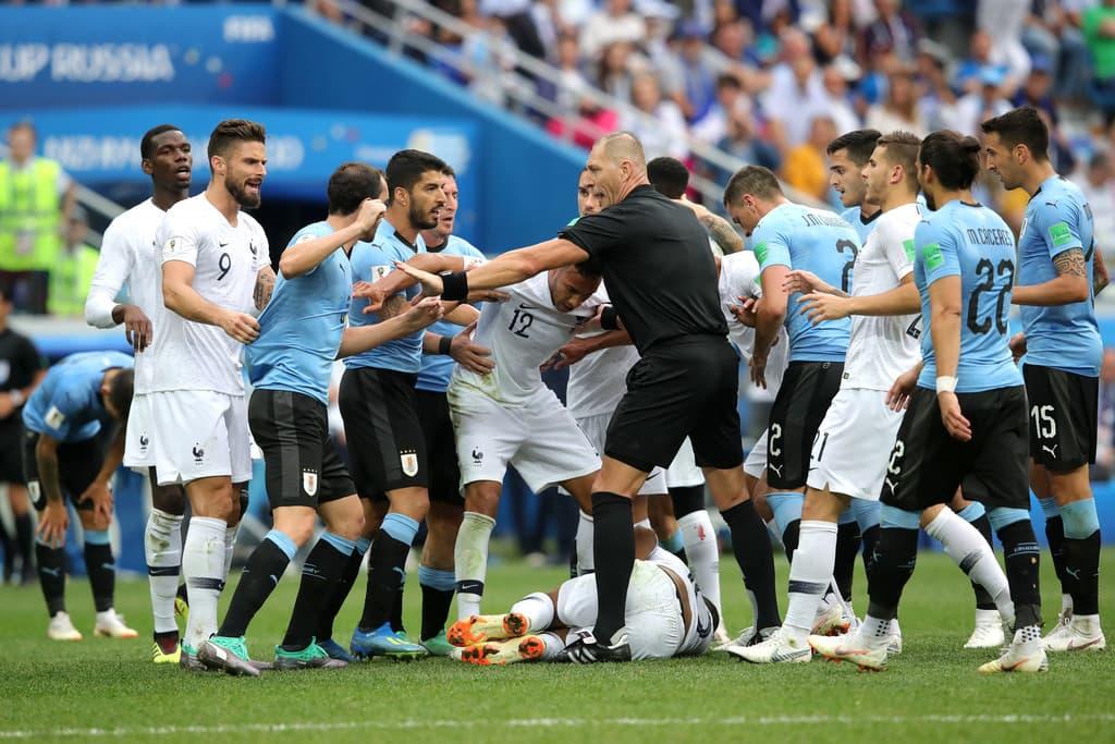 Франция – Уругвай. Прогноз и ставки на товарищеский матч. 20 ноября 2018