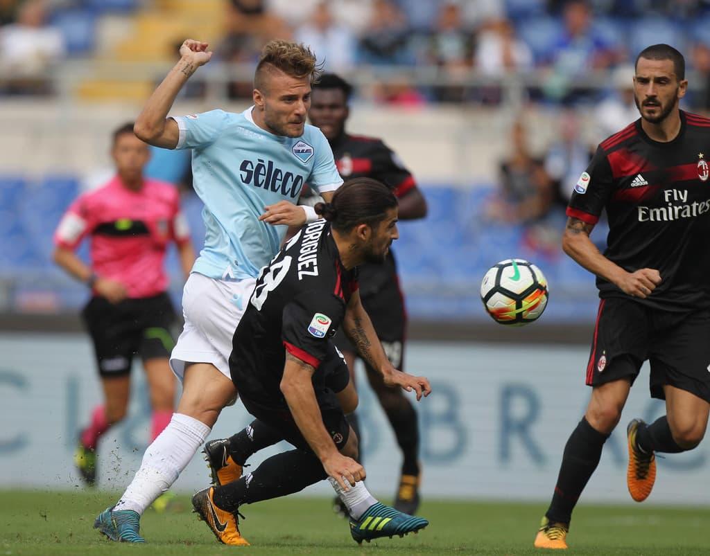 «Лацио» - «Милан». Прогноз и ставки на матч Серии «А». 25 ноября 2018