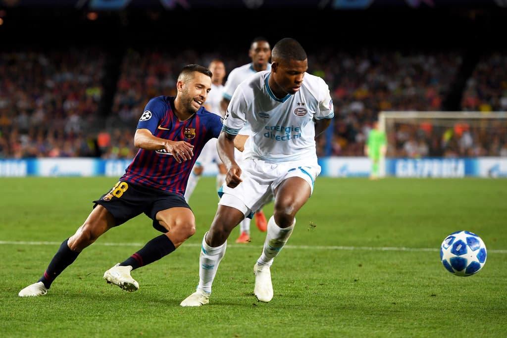 ПСВ Эйндховен - «Барселона». Прогноз и ставки на матч Лиги чемпионов. 28 ноября 2018