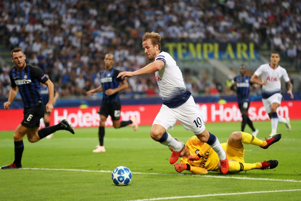 «Тоттенхэм» - «Интер». Прогноз и ставки на матч Лиги чемпионов. 28 ноября 2018