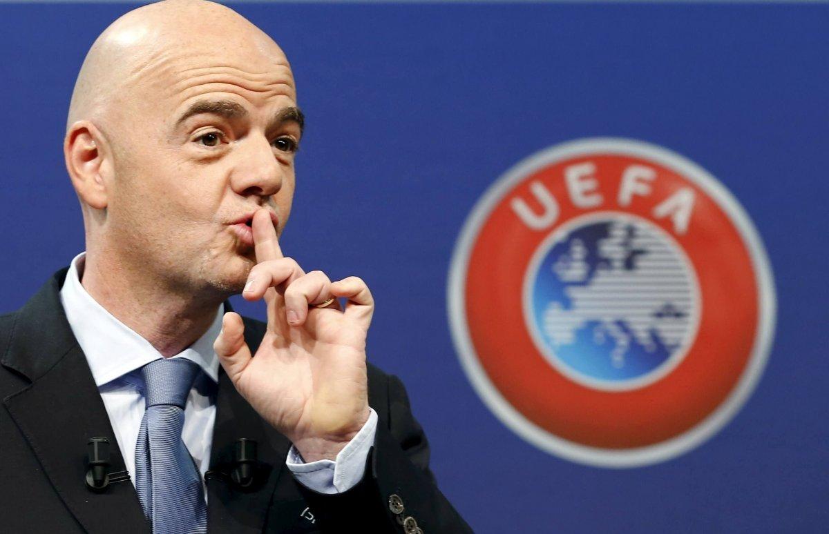 УЕФА погрязло в коррупции, а суперклубы планируют создать собственную лигу