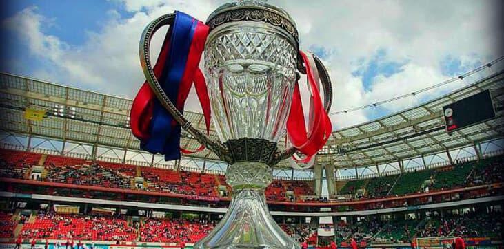 Букмекеры считают «Спартак» главным фаворитом Кубка России