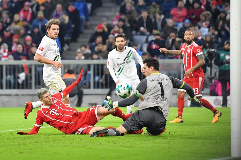 «Ганновер» - «Бавария». Прогноз и ставки на матч Бундеслиги. 15 декабря 2018