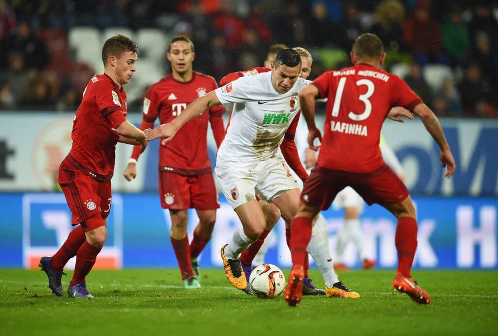 «Аугсбург» - «Бавария». Прогноз и ставки на матч Бундеслиги. 15 февраля 2019