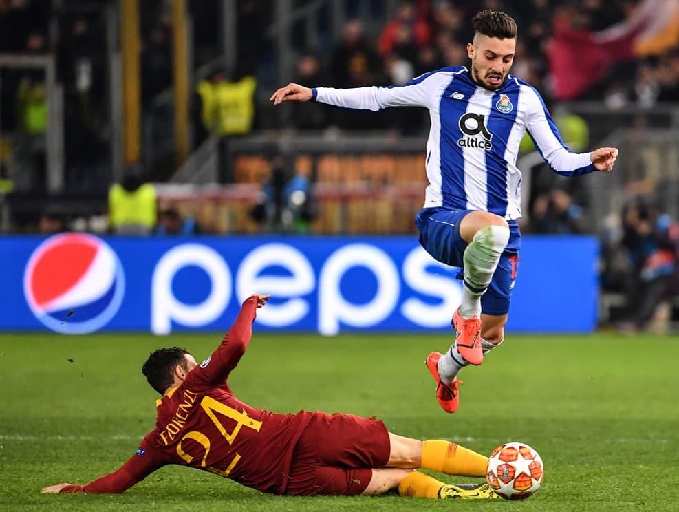 «Порту» - «Рома». Превью к матчу Лиги чемпионов. 6 марта 2019