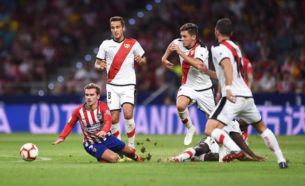 «Райо Вальекано» - «Атлетико» Мадрид. Прогноз и ставки на матч Примеры. 16 февраля 2019