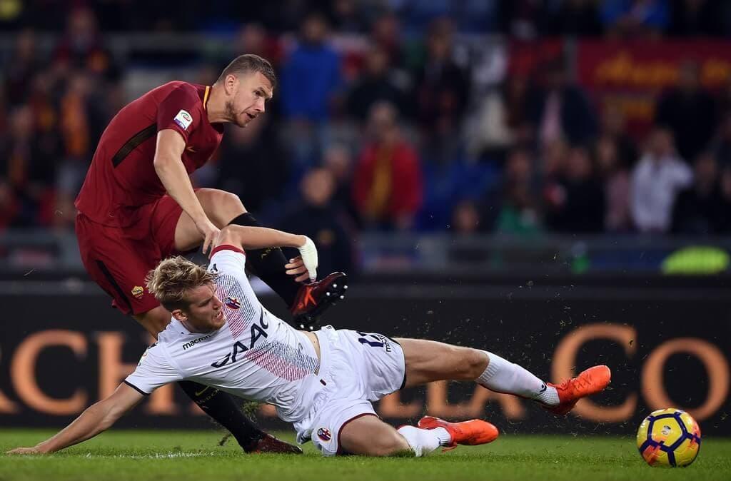 «Рома» - «Болонья». Прогноз и ставки на матч Серии «А». 18 февраля 2019