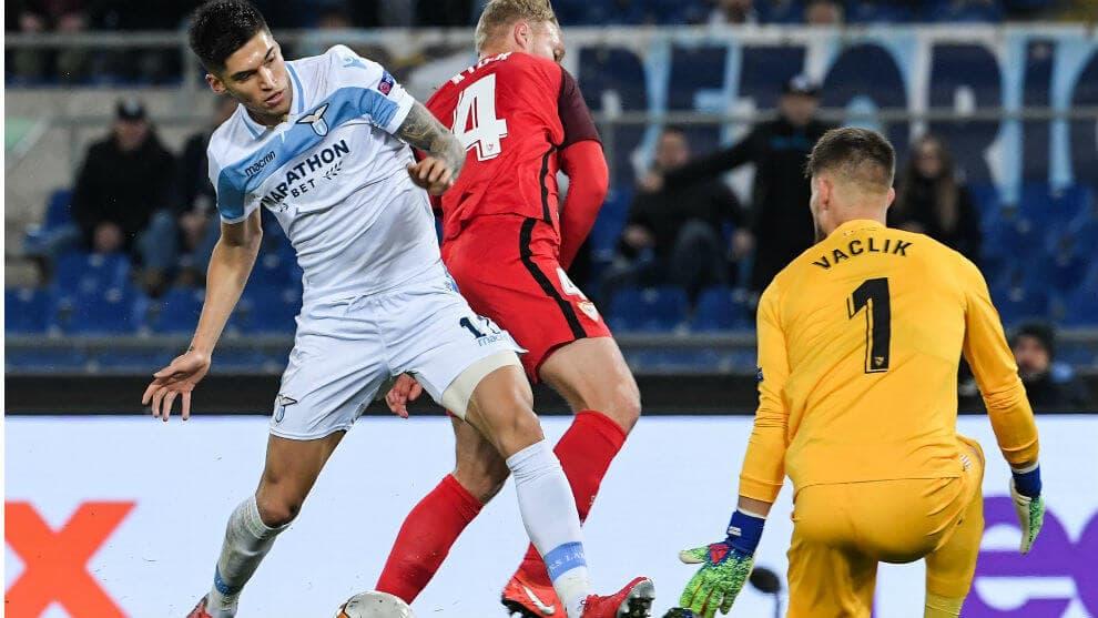 «Севилья» - «Лацио». Прогноз и ставки на матч Лиги Европы. 20 февраля 2019