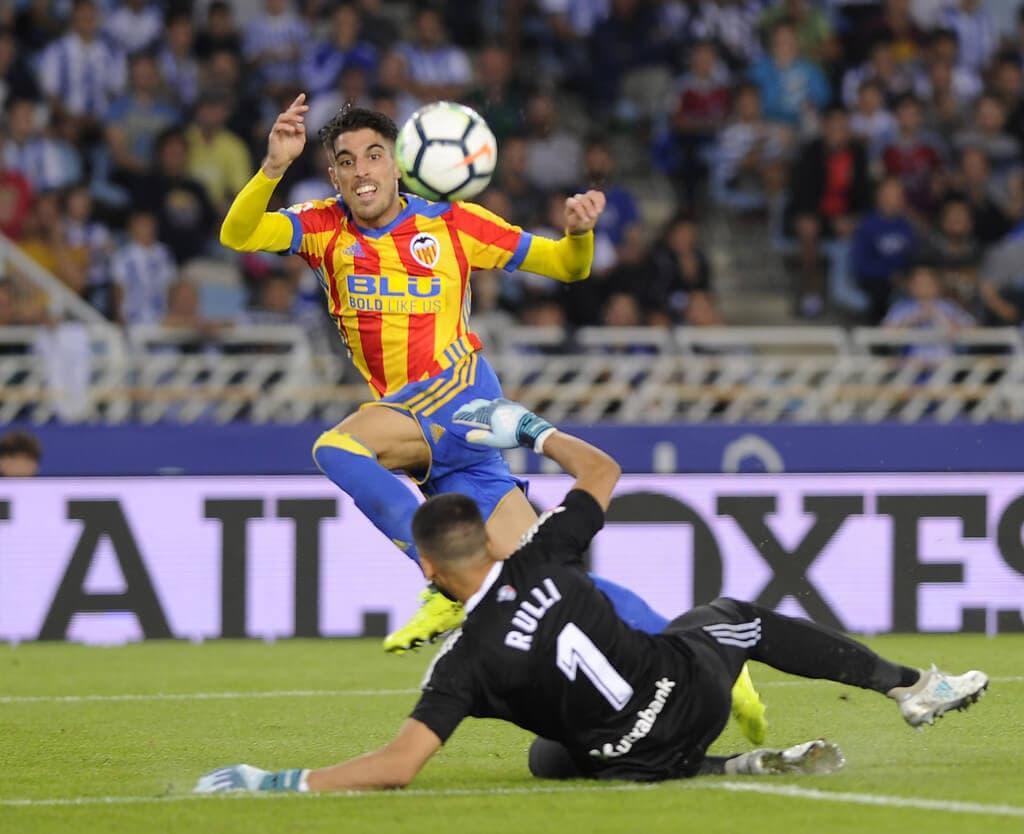 «Валенсия» - «Реал Сосьедад». Прогноз и ставки на матч Примеры. 10 февраля 2019