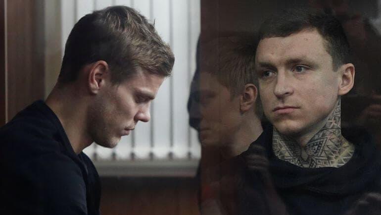 Букмекеры принимают ставки на судьбу Кокорина и Мамаева