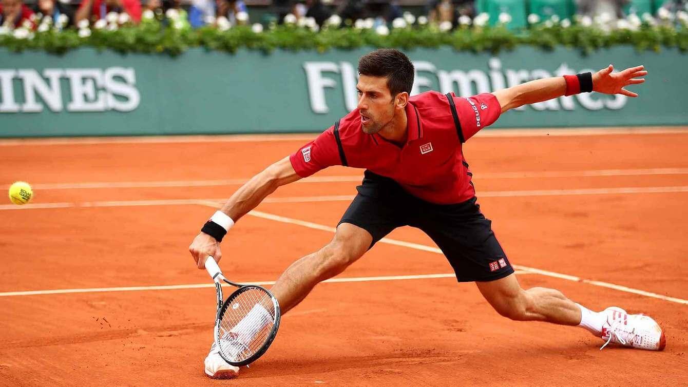 Особенности ставок на теннис: грунтовые турниры
