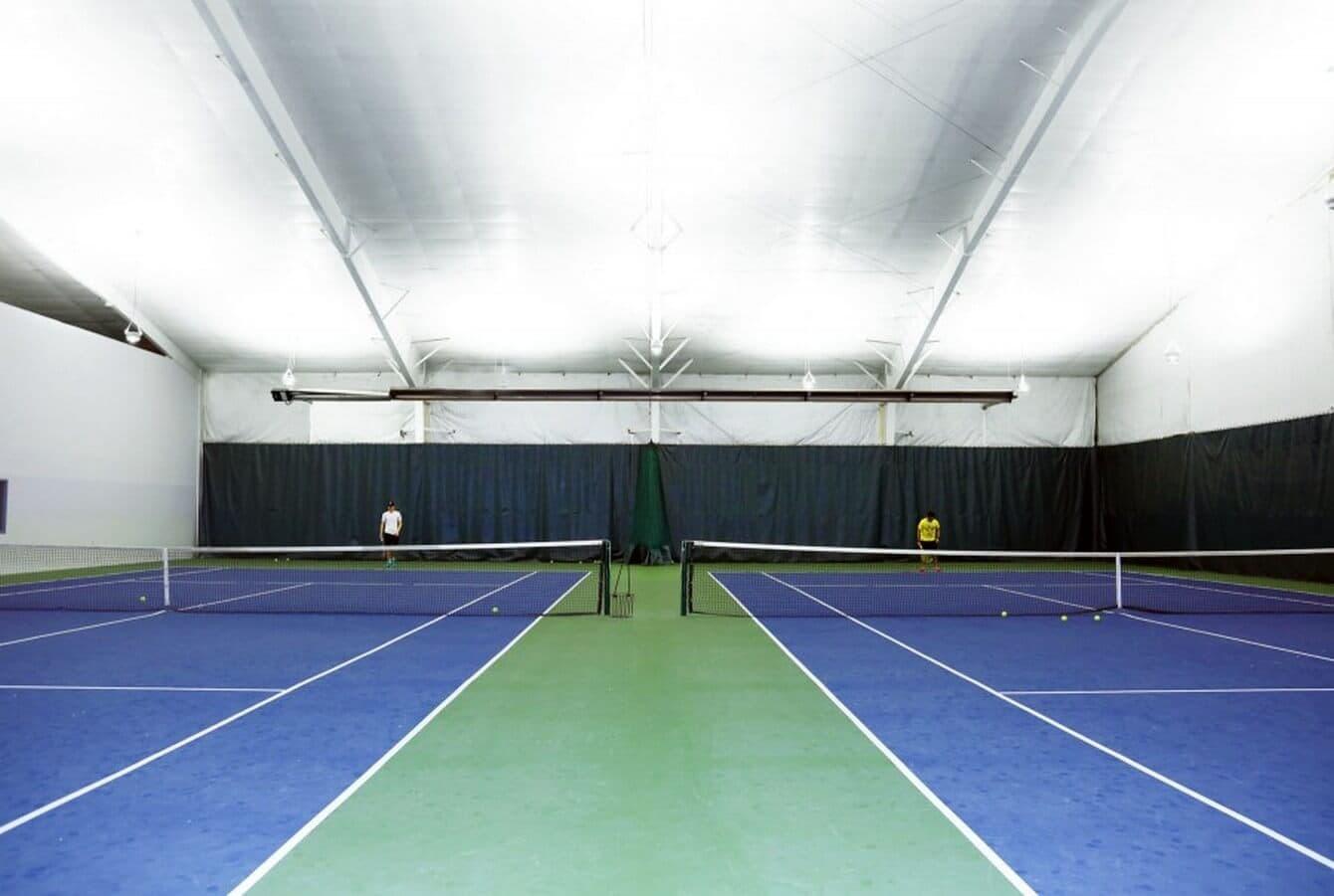 Особенности ставок на теннис: закрытый хард (indoor)