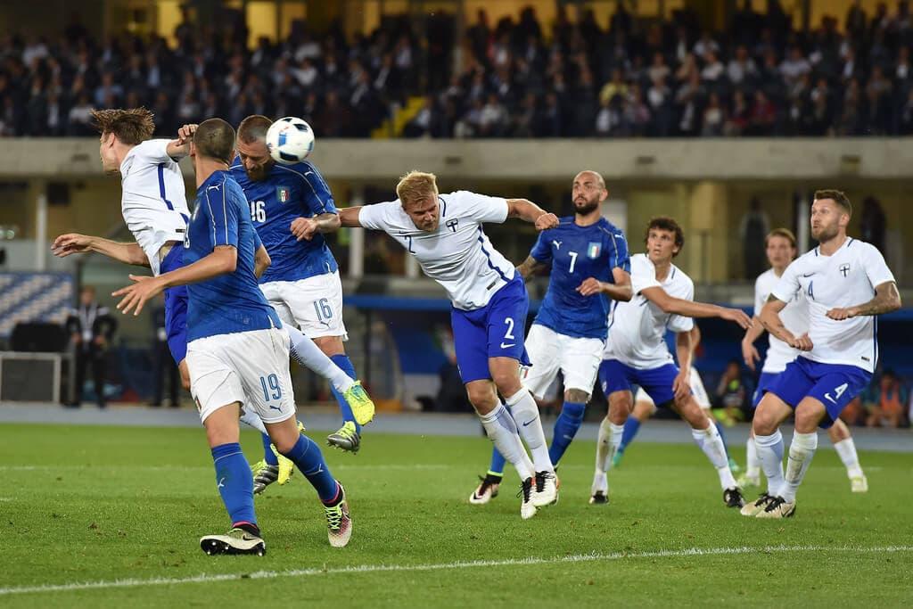Италия – Финляндия. Превью к матчу отборочного турнира Евро-2020. 23 марта 2019