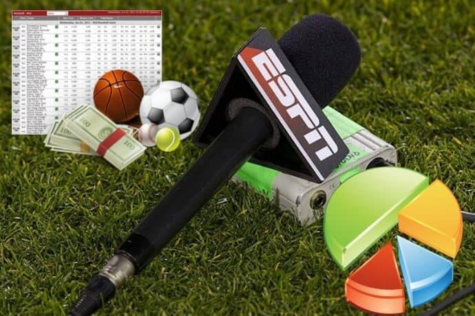 В США выпускают телепередачу, посвященную ставкам на спорт
