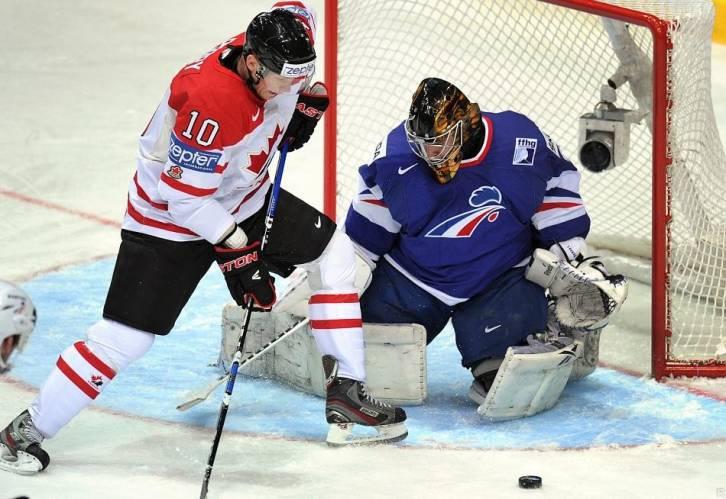 Канада — Франция. Прогноз и ставки на матч ЧМ по хоккею, 16 мая 2019