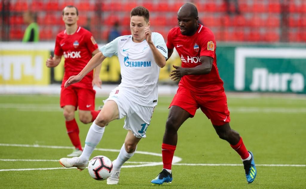 «Зенит» - «Енисей». Прогноз и ставки на матч РПЛ. 26 мая 2019