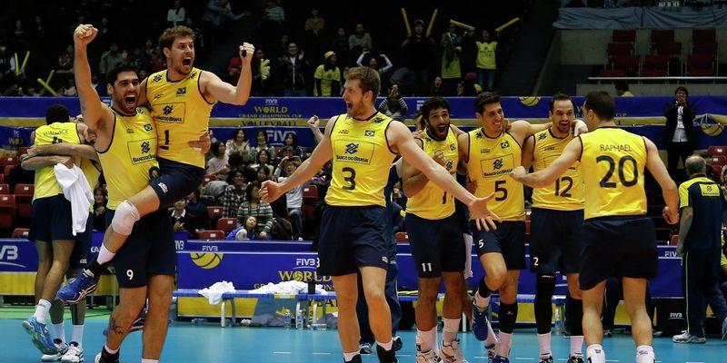 Бразилия — Сербия. Прогноз и ставки на волейбольную Лигу наций, 14 июня 2019