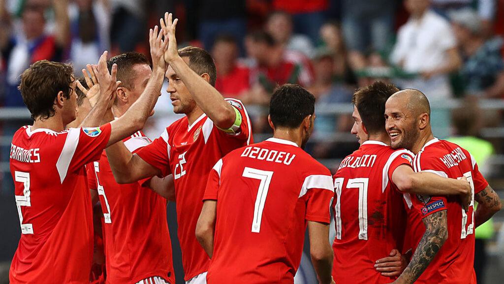 Отборочные матчи Евро-2020 в Экспрессе дня на 11 июня 2019