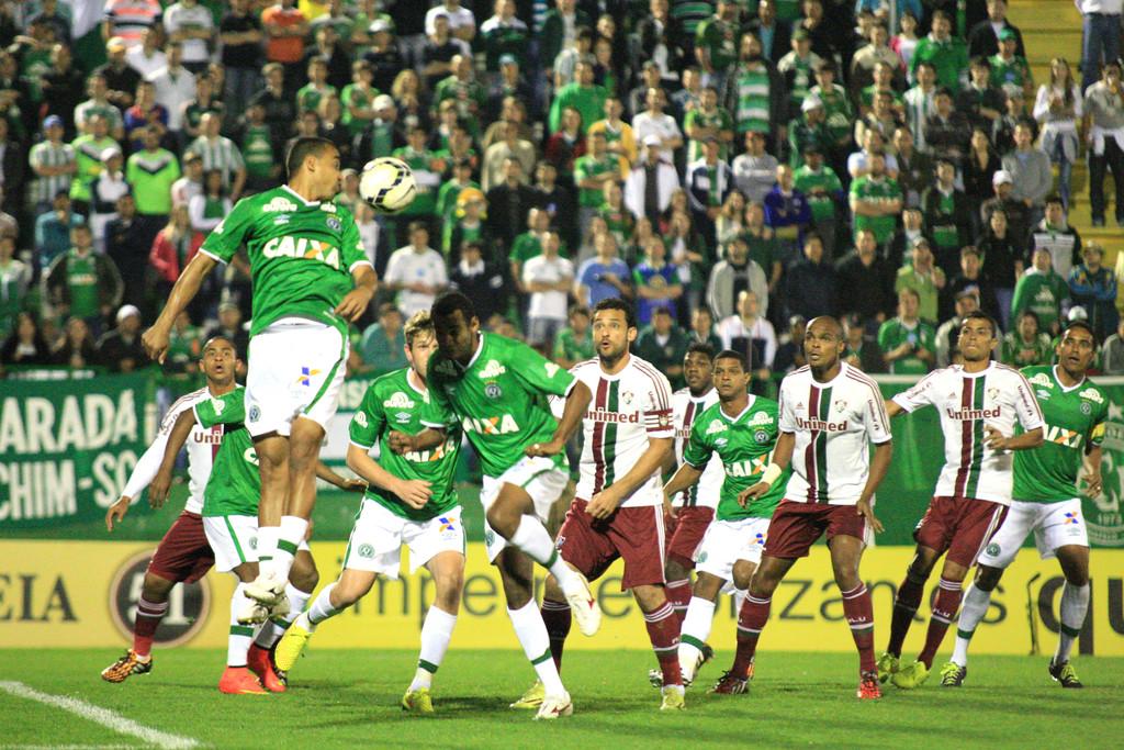 Чемпионат Бразилии. Серия «А» в Экспрессе дня на 14 июня 2019
