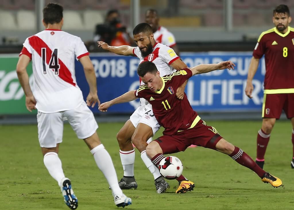 Венесуэла – Перу. Прогноз и ставки на матч Кубка Америки. 15 июня 2019