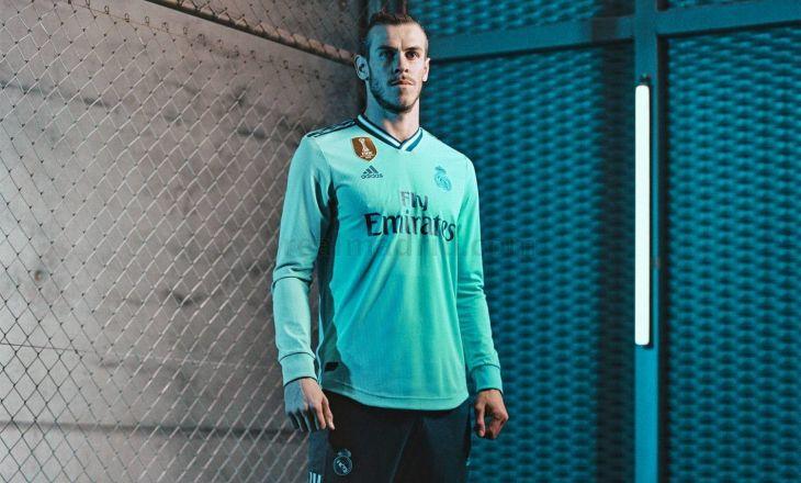 """""""Реал Мадрид"""" представил резервную форму на сезон-2019/20"""