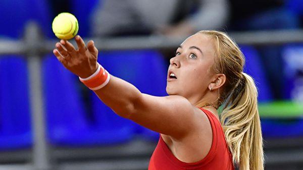 Барбара Хаас – Анастасия Потапова. Прогноз и ставки на теннис. 24 июля 2019 года