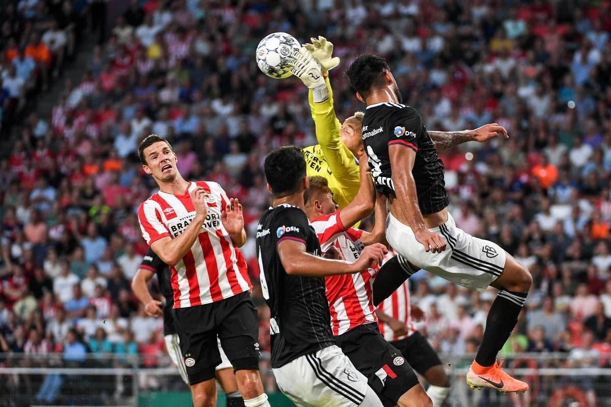 Лига чемпионов в Экспрессе дня на 30 июля 2019
