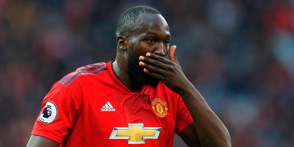 """""""Манчестер Юнайтед"""" не спешит отпускать Лукаку в """"Интер"""". """"Манкунианцы"""" выдвинули несколько условий миланскому клубу"""