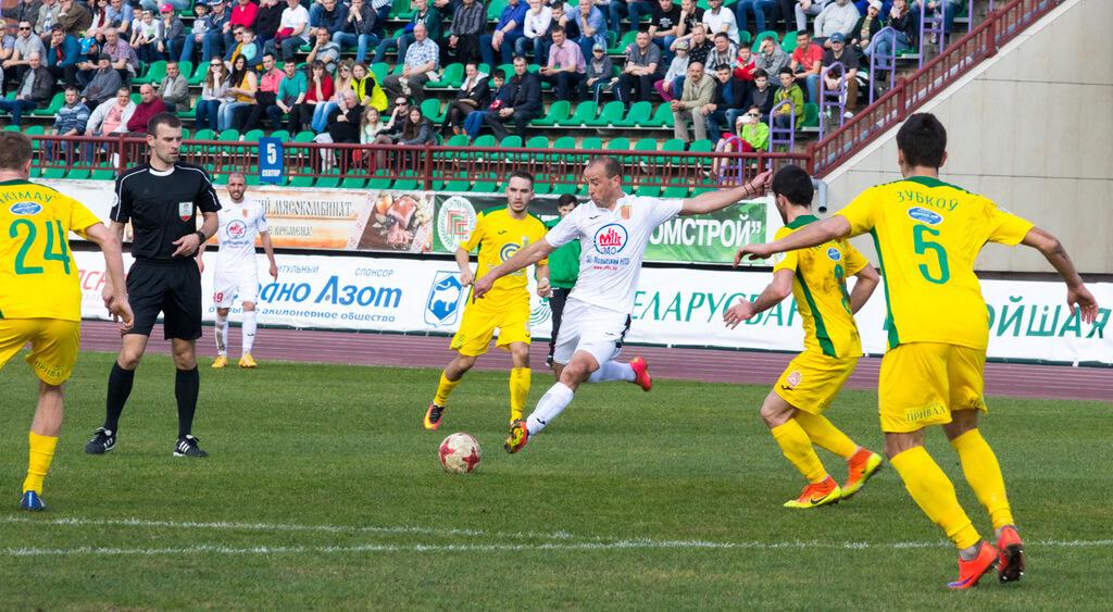 Беларусь. Высшая лига в Экспрессе дня на 13 июля 2019