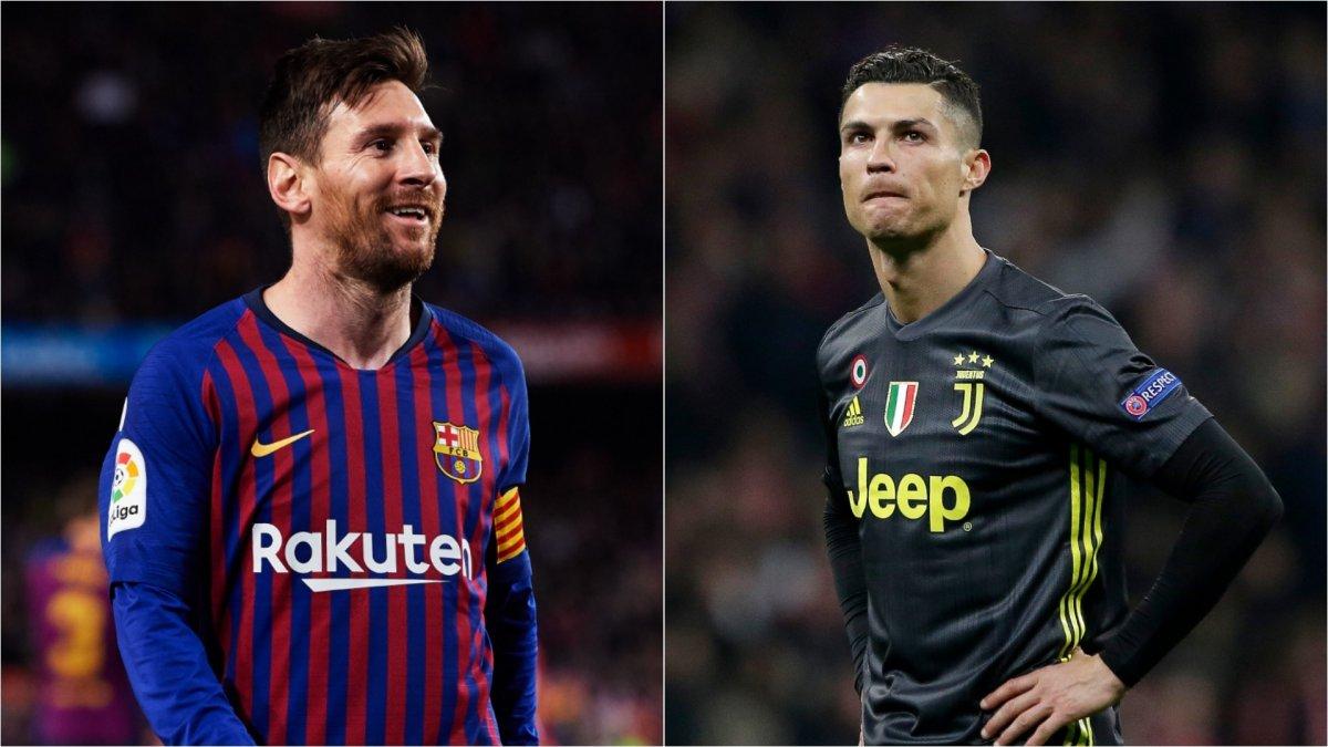 УЕФА назвал номинантов на звание лучшего гола сезона-2018/19. Среди них есть Месси и Роналду