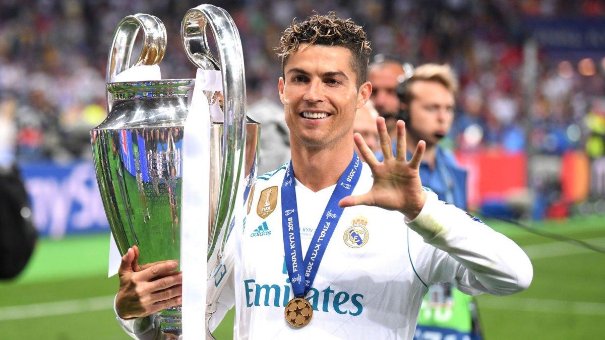 5 величайших достижений в карьере Криштиану Роналду
