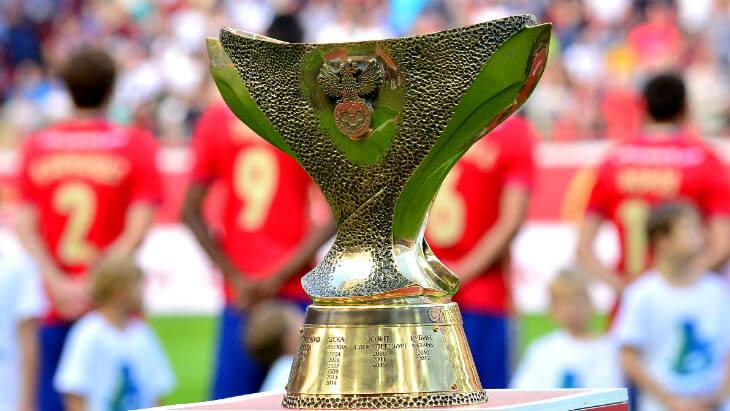 Букмекеры считают «Зенит» фаворитом Суперкубка России