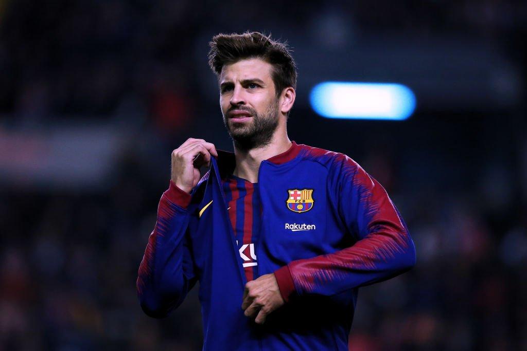 """Пике: """"Поражение от """"Атлетика"""" будет полезно для """"Барселоны"""""""
