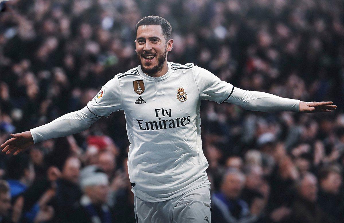 """""""Реал"""" огласил заявку на матч первого тура Ла Лиги с """"Сельтой"""". Там есть Хамес и нет Азара"""