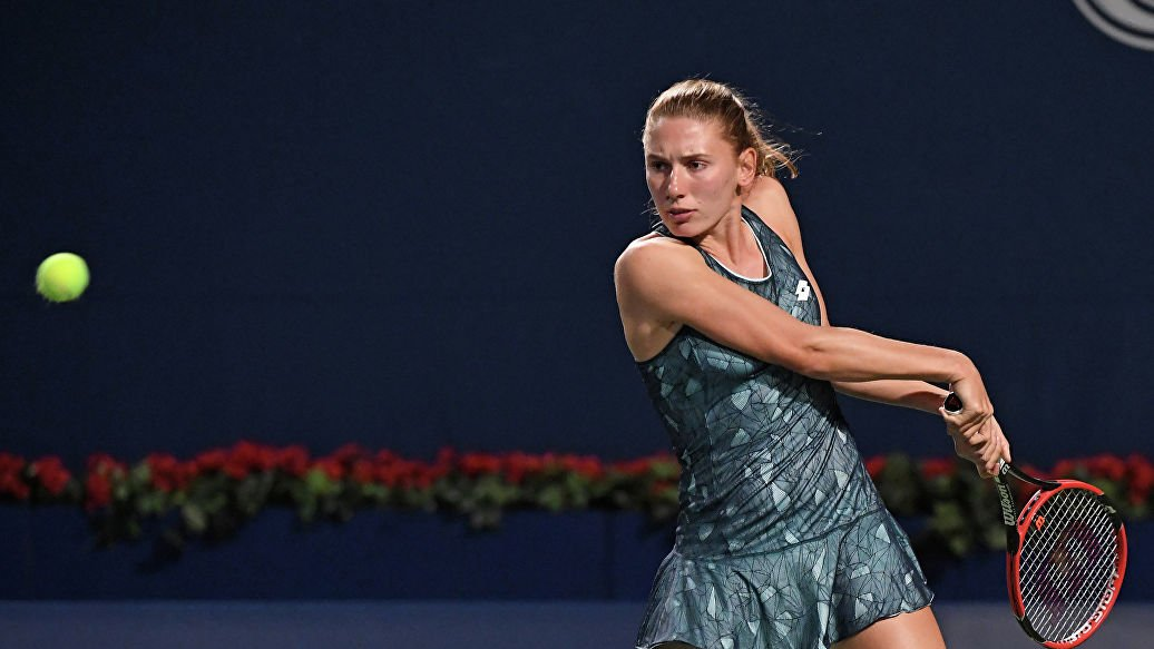 Екатерина Александрова – Саманта Стосур. Прогноз и ставки на теннис. 26 августа 2019 года