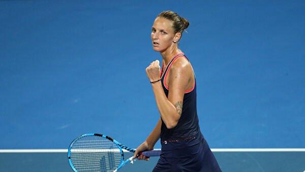 Мариам Болквадзе – Каролина Плишкова. Прогноз и ставки на теннис. 28 августа 2019 года