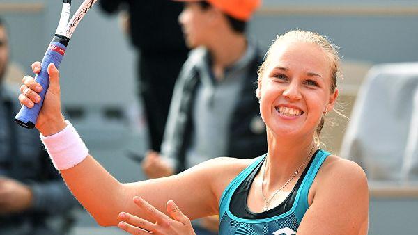 Михаэла Бузарнеску – Анна Блинкова. Прогноз и ставки на теннис. 21 августа 2019 года