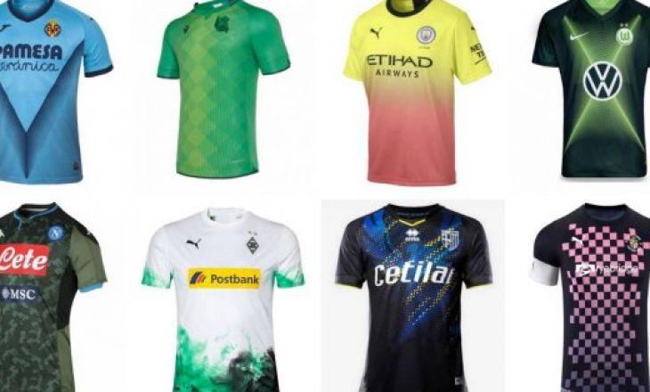 L'Equipe определил список самых уродливых футболок этого сезона