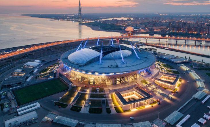 СМИ: Петербург примет финал Лиги чемпионов 2021 года