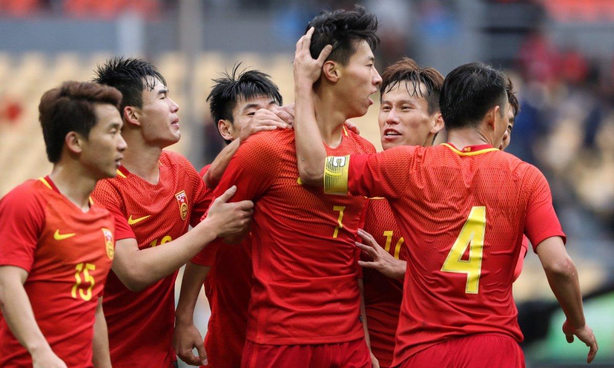 9 натурализованных игроков могут усилить сборную Китая, чтобы помочь ей выйти на ЧМ-2022
