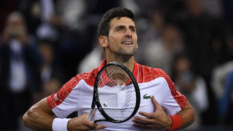 Новак Джокович – Лукас Пуиль. Прогноз и ставки на теннис. 17 августа 2019 года