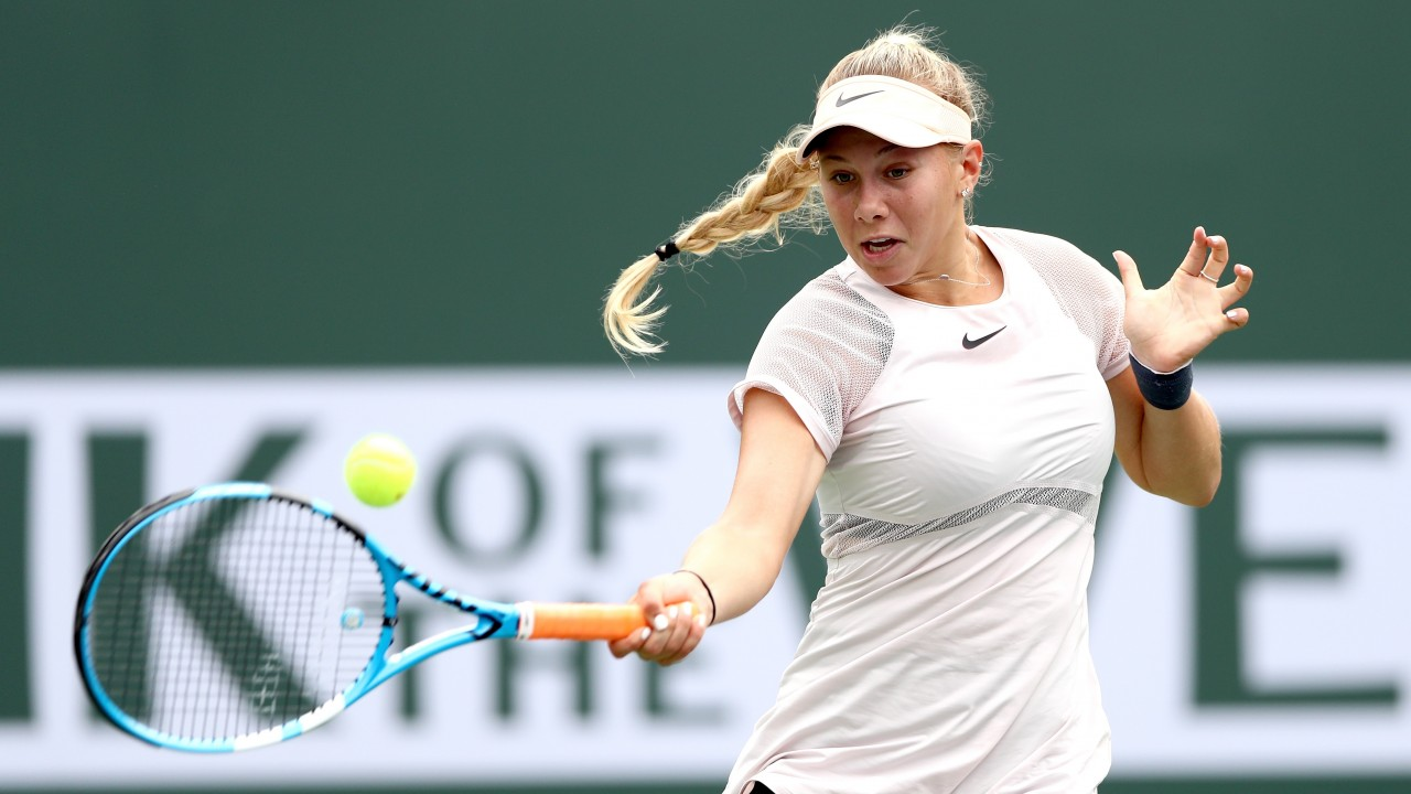Аманда Анисимова – Дарья Касаткина. Прогноз и ставки на теннис. 13 августа 2019 года