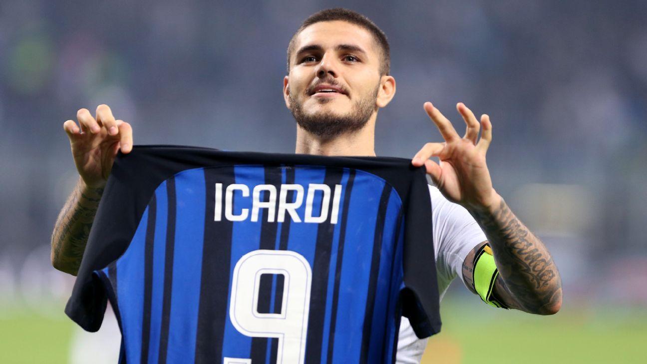 """""""Интер"""" хочет продлить контракт с Икарди и отдать его в аренду"""