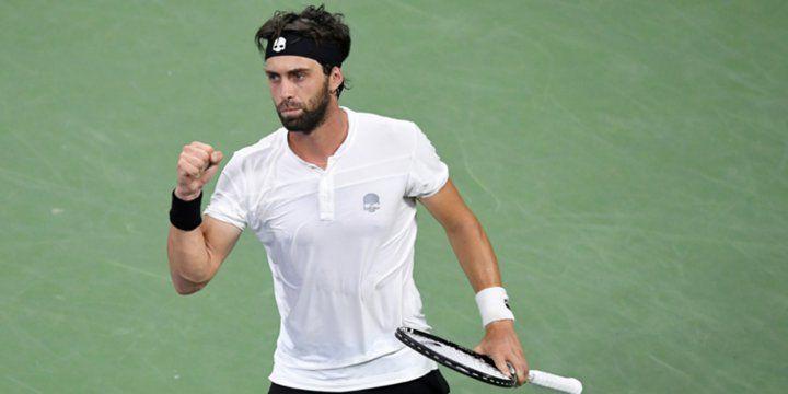 Николоз Басилашвили – Александр Зверев. Прогноз и ставки на теннис. 08 августа 2019 года