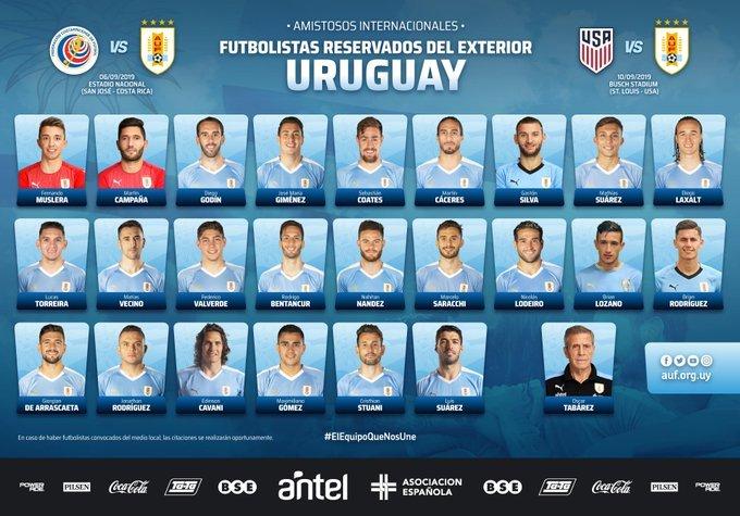 Несмотря на травму Суарес вызван в сборную Уругвая