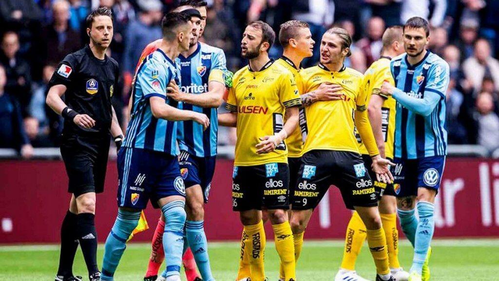 Чемпионат Швеции в Экспрессе дня на 5 августа 2019
