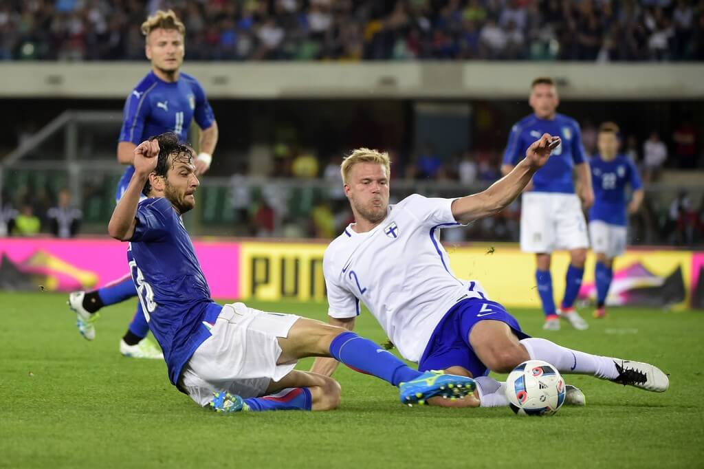 Финляндия – Италия. Анонс отборочного матча чемпионата Европы. 8 сентября 2019