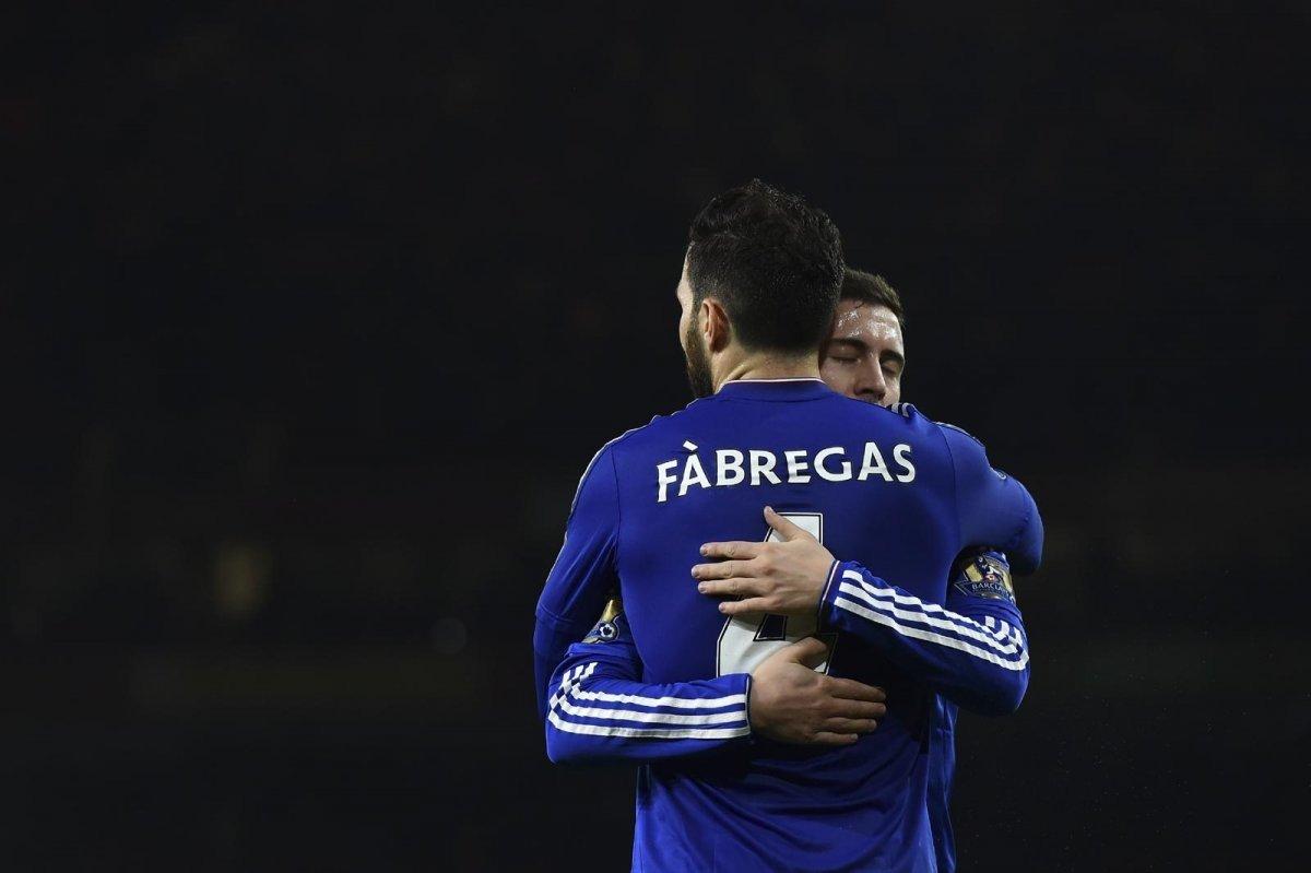 """Сеск Фабрегас: """"Азару по силам вернуть """"Реал"""" на вершину. Он не лидер в раздевалке, но лидер на поле"""""""